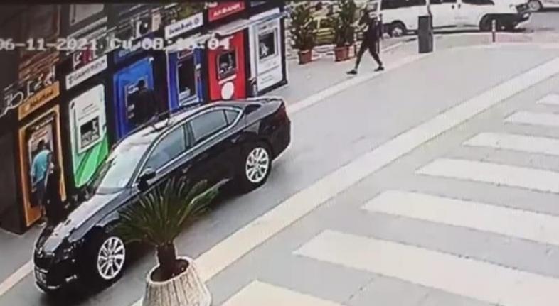 Trabzon'daki silahlı saldırıda kamera kayıtları inceleniyor