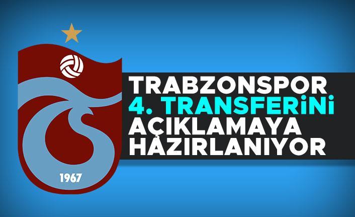 Trabzonspor 4. transferini açıklamaya hazırlanıyor!