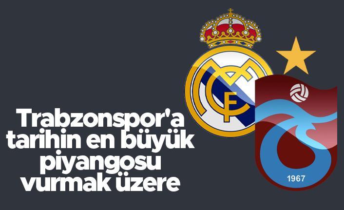 Trabzonspor'a tarihin en büyük piyangosu vurmak üzere...