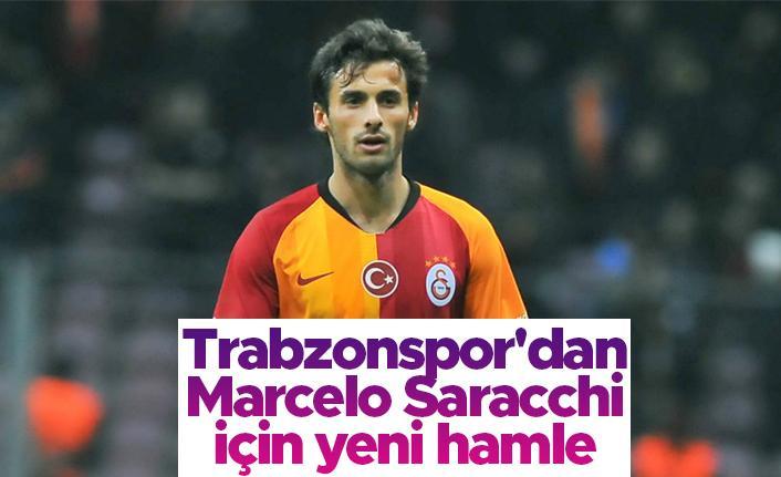 Trabzonspor'dan Marcelo Saracchi için yeni hamle