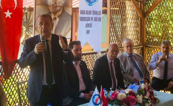 Ümit Özdağ yeni partinin kurulacağı tarihi açıkladı!