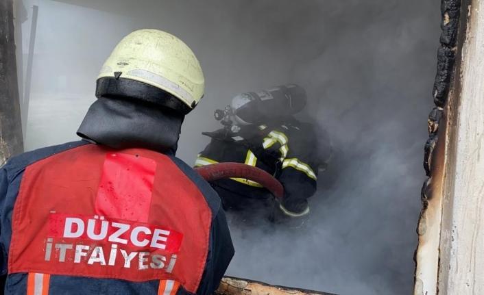 271 yangına müdahale etti