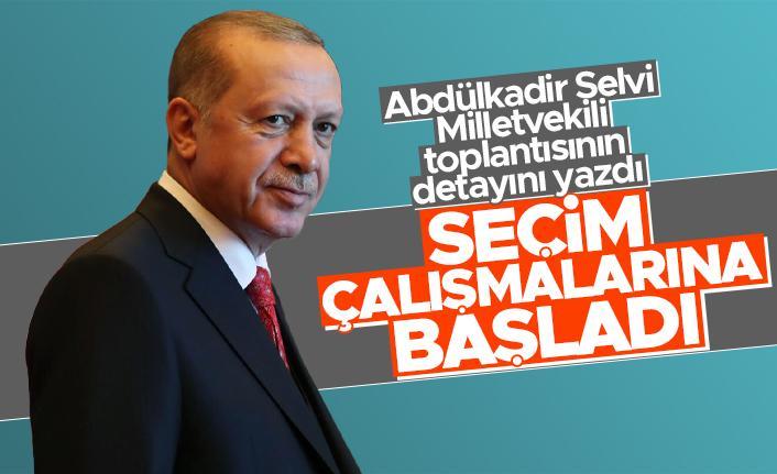 Abdulkadir Selvi: Erdoğan seçim çalışmalarına başladı bile