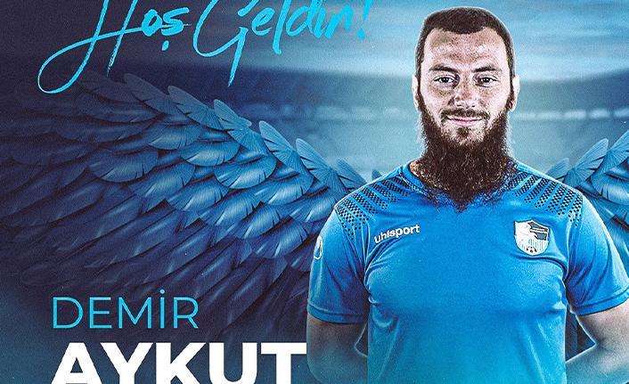 Aykut Demir ve Oltan Karakullukçu BB Erzurumspor'da