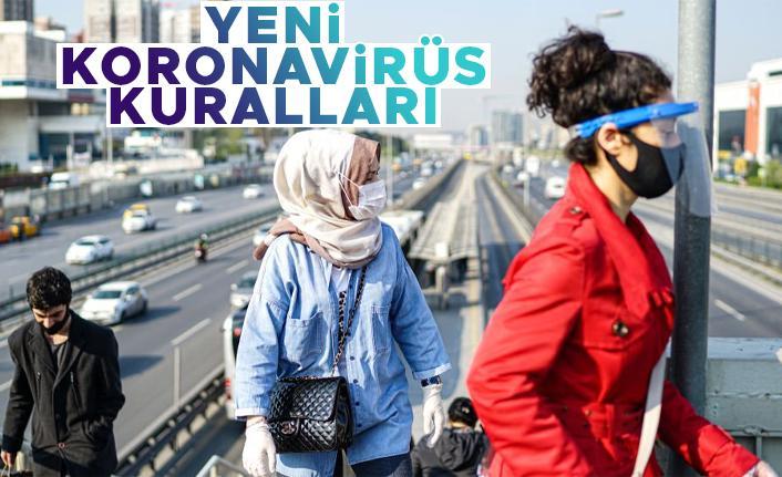 Bakanlıktan ''sosyal mesafe'' güncellemesi