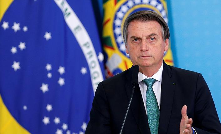 Brezilya Devlet Başkanı Bolsonaro'ya, Youtube şoku