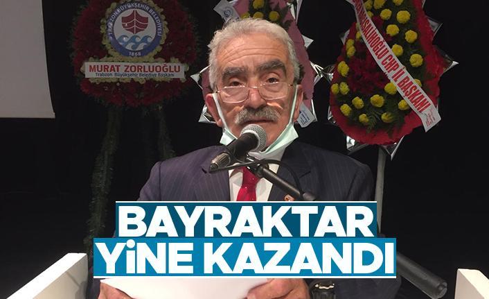 Burhan Bayraktar yine kazandı
