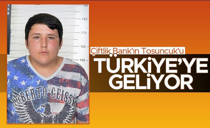 Çiftlik Bank'ın Tosuncuk'u Türkiye'ye geliyor