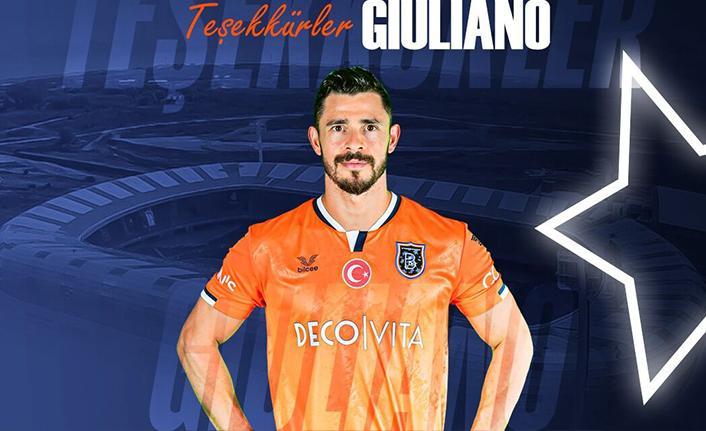 Guiliano Başakşehir'den ayrıldı