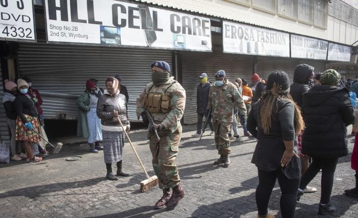 Güney Afrika'da protestolar sürüyor.  Ölü sayısı 276'ya yükseldi