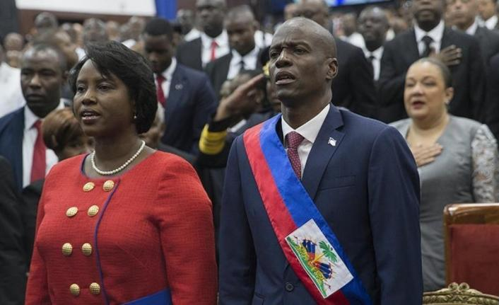 Haiti Devlet Başkanı Jovenel Moise'e suikast