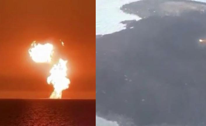 Hazar Denizi'nde patlama meydana gelen çamur volkanının Türkiye'deki etkisi