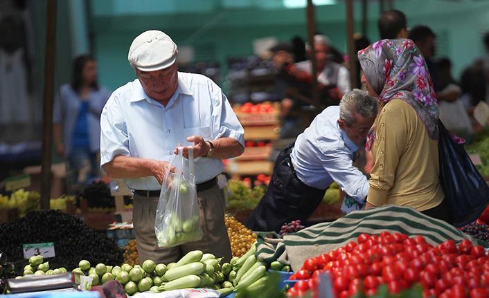 Haziran ayında enflasyon arttı