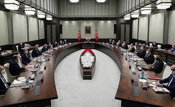 Kabine toplantısı ne zaman? Kabine toplanacak mı?