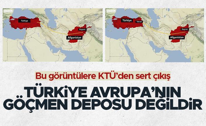 """KTÜ'lü Öğretim Üyesi'nden sert çıkış: """"Türkiye Avrupa'nın göçmen deposu değildir"""""""