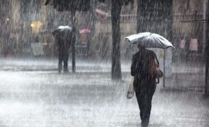 Meteoroloji'den İstanbul için turuncu kodlu uyarı