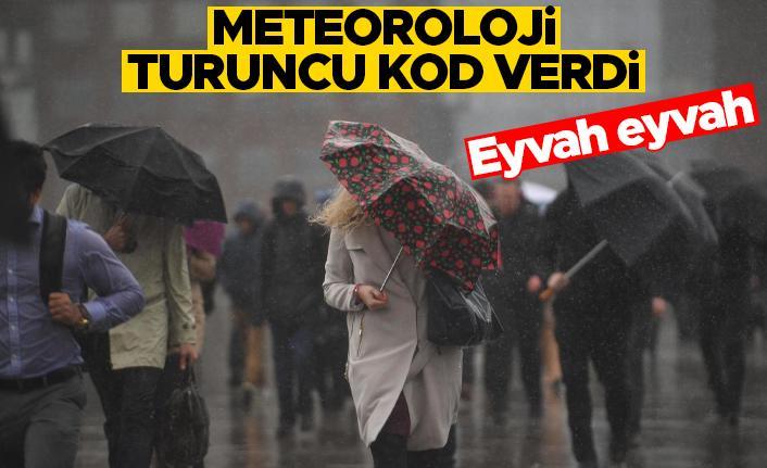 Meteorolojiden önemli uyarı; 'Baskınlara hazır olun'