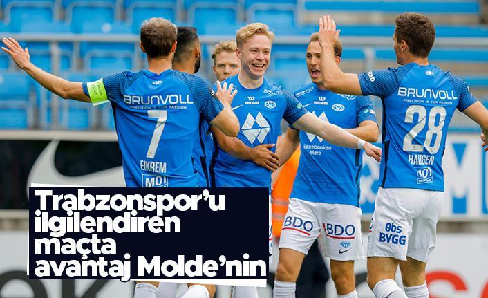 Molde, Servette karşısında büyük avantaj sağladı