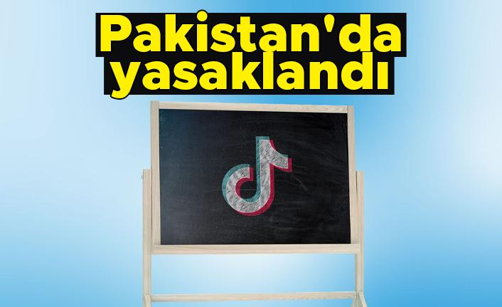 Pakistan'dan TikTok'a yasak