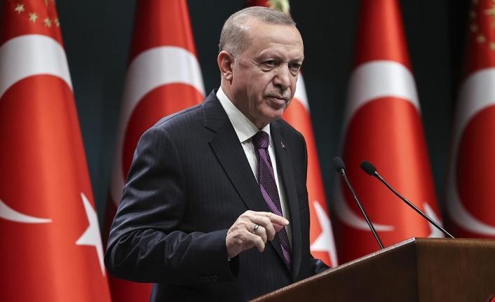 Recep Tayyip Erdoğan seçim startını nasıl verdi?
