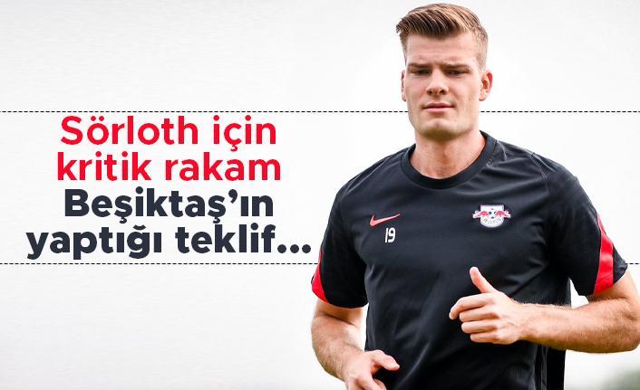 Sörloth için kritik rakam! Beşiktaş'ın yaptığı teklif
