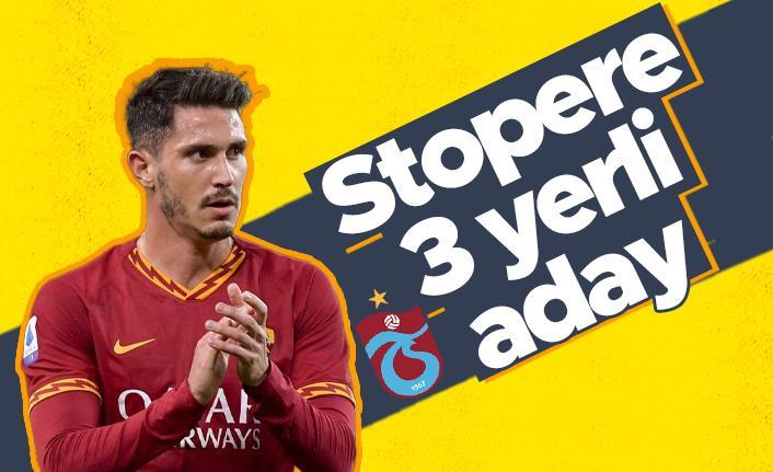 Trabzonspor'da stopere 3 yerli aday