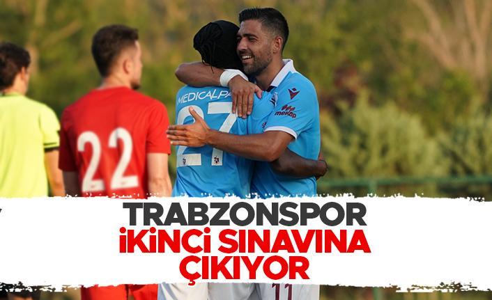 Trabzonspor ikinci sınavına çıkıyor