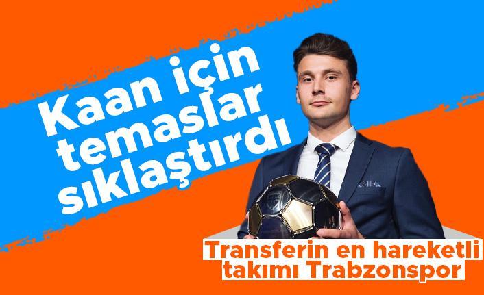 Trabzonspor Kaan Kairinen için temaslarını sıklaştırdı