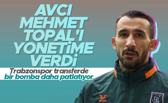 Trabzonspor transferde bir bomba daha patlatıyor! Mehmet Topal...