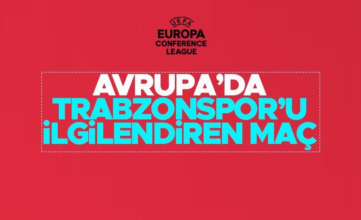 Trabzonspor'u ilgilendiren maçta Molde ile Servette karşılaşıyor