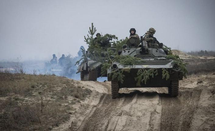 Ukrayna'da çatışma: 1 ölü, 3 yaralı