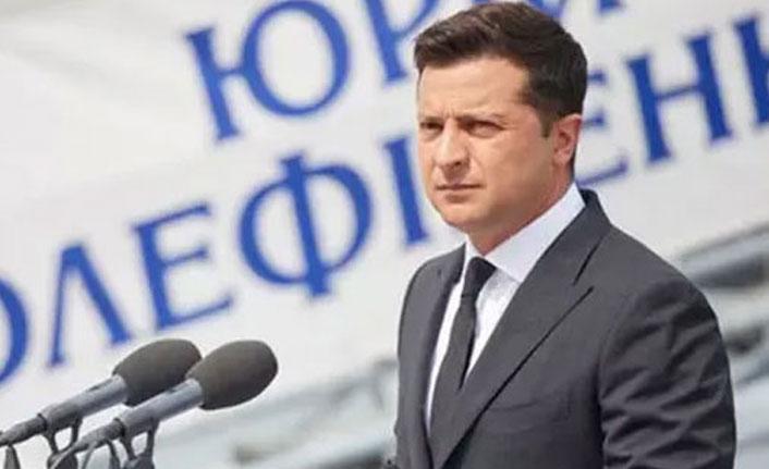 Ukrayna lideri duyurdu: Türkiye'de üretimine başlandı