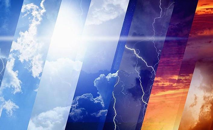 Yurt genelinde hava durumu - 07.07.2021