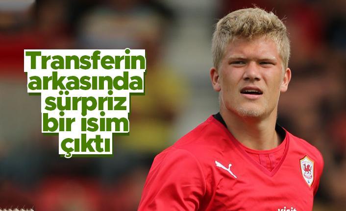 Andreas Cornelius transferinin arkasında eski Trabzonsporlu çıktı