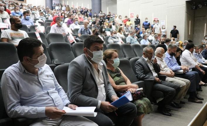 Bolu'da yabancılara 10 kat zamlı su mecliste oylanamadı