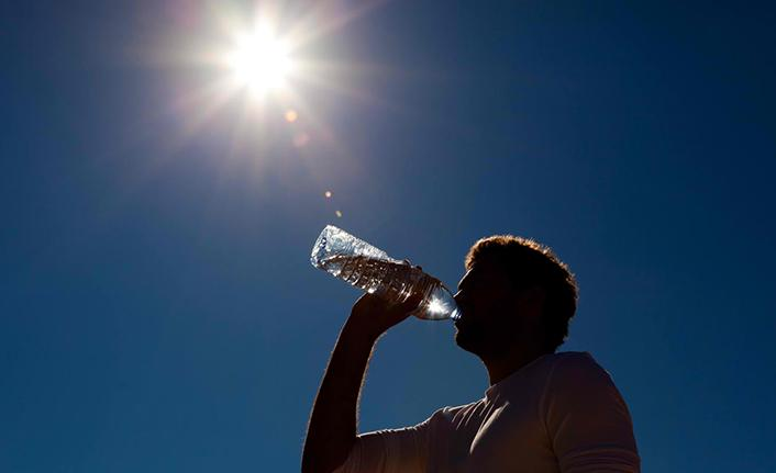 Doğu Karadeniz'de hava sıcaklığı rekoru Artvinde