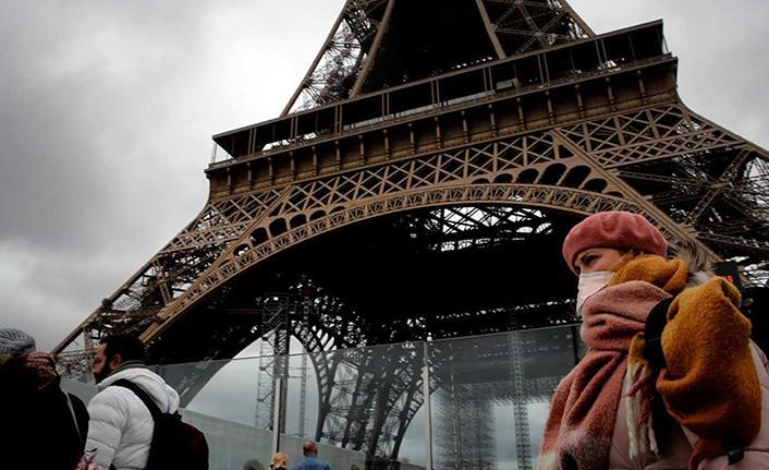 Fransa'da son 24 saatte 26 bin 460 yeni vaka