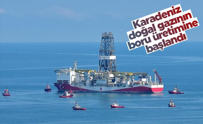 Karadeniz doğal gazında flaş gelişme! Bakan açıkladı