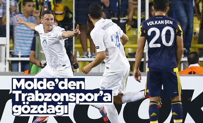 Molde'den, Fenerbahçe üzerinden Trabzonspor'a gözdağı