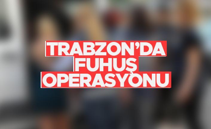 Trabzon'da fuhuş operasyonu - 3 bayan sınır dışı edildi