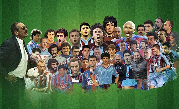 Trabzonspor'un efsaneleri ve eski yıldızları bir araya geliyor
