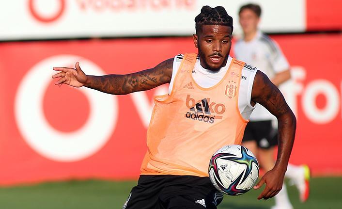 Valentin Rosier, Beşiktaş'la ilk antrenmanında
