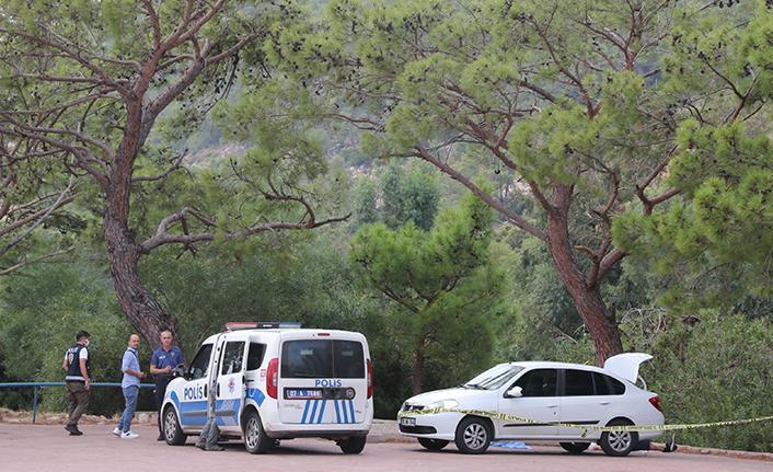 Antalya'da piknik alanında şüpheli ölüm