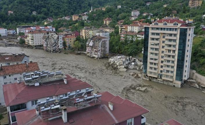 Bakan Soylu sel felaketindeki kayıp sayısını açıkladı
