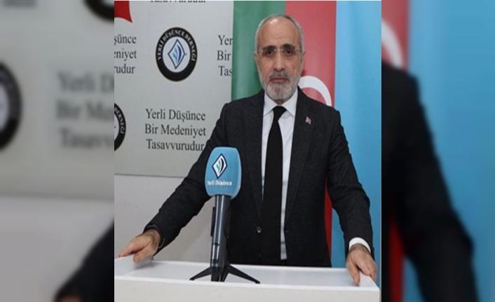 """Cumhurbaşkanı Başdanışmanı Topçu: """"Türkiye ve Azerbaycan'ın sevinci de, kederi de birdir"""""""