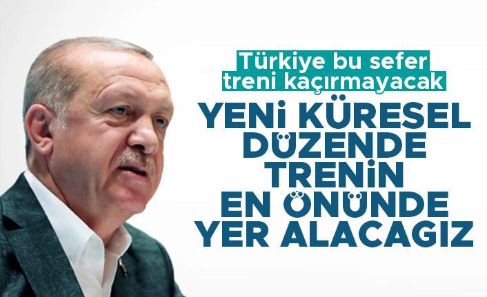 Cumhurbaşkanı Erdoğan, MÜSİAD 26. Olağan Genel Kurulu'na katıldı