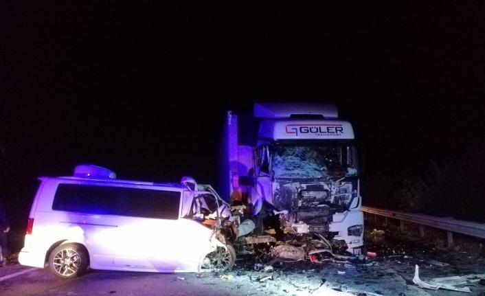 Fenomen tostçu kazada hayatını kaybetti