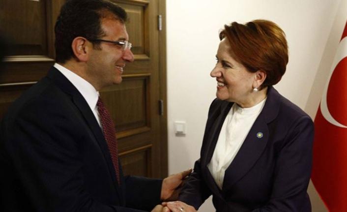 İttifak açıklaması: Akşener, İmamoğlu'nu neden Fatih'e benzetti?