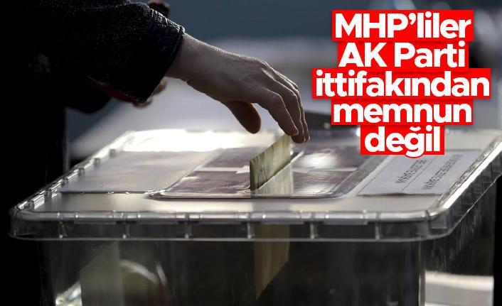 MetroPOLL'den dikkat çeken anket - MHP'li seçmenin AK Parti tavrı