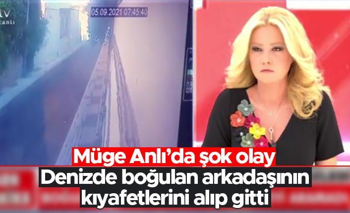 Müge Anlı'da şok olay - Boğularak ölen Ahmet Çetin'in son görüntüleri ortaya çıktı